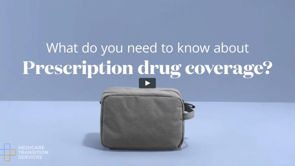 Prescription Drug Coverage (Transcript)