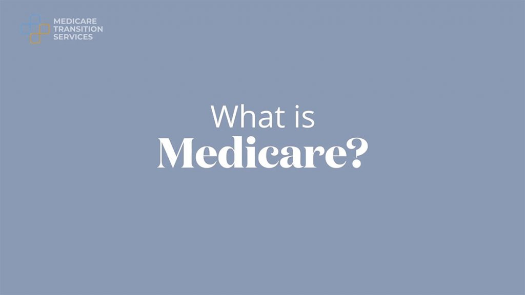 Learn About Parts of Medicare